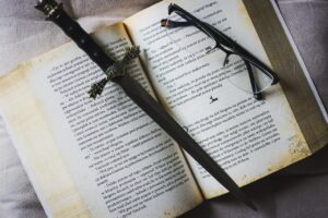Dedikationer i romaner